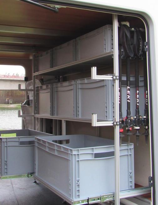 Wohnmobil Regal Selber Bauen wieners regalsysteme - die stauraumexperten schaffen ordnung und